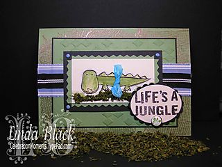 Lifes A Jungle SC185004