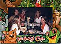 Rainforest Cafe Dinner026