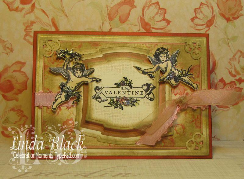Valentine Cherubs FS101004