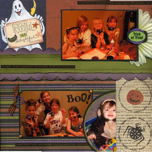 Scrapbook Club October Kit page-4