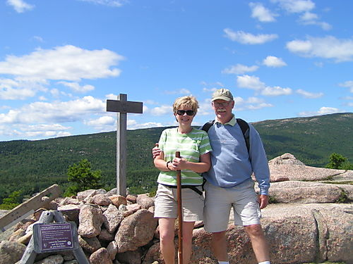 Gorham Mountain Summit